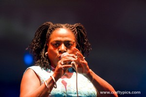 Womad 2008 - Sharon Jones